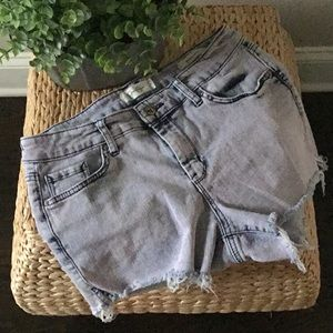 JESSICA SIMPSON FOREVER SHORTS